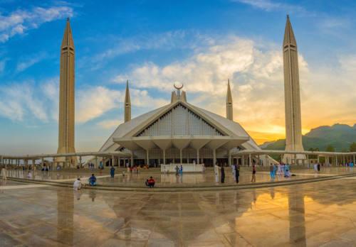 シャー・ファイサル・モスク