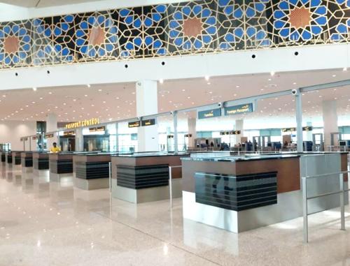 イスラマバードの新空港