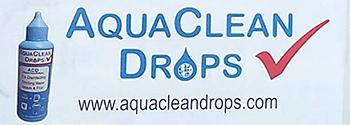 Aqua Clean Drops