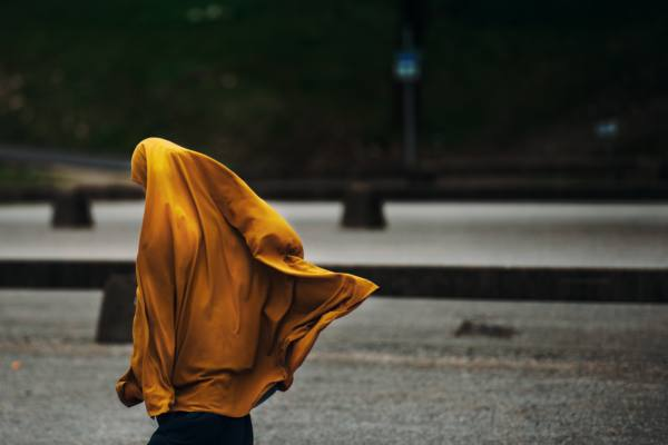 孤独なムスリマ