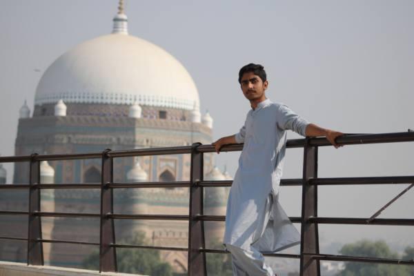 パキスタン人男性