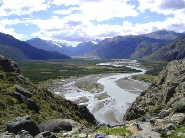 アルゼンチン イルーシャ村