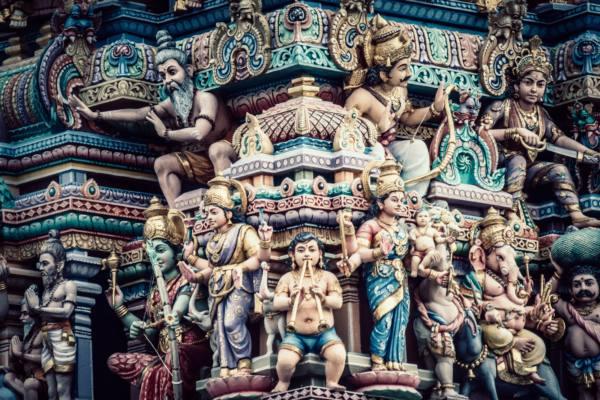 ヒンドゥーの神々