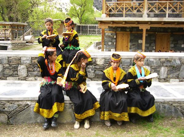 カラーシャ族