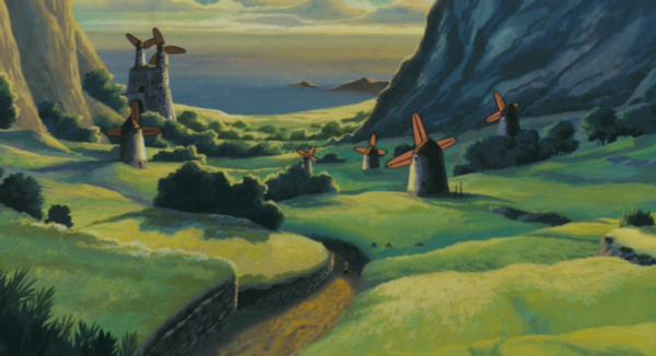 ナウシカの風の谷