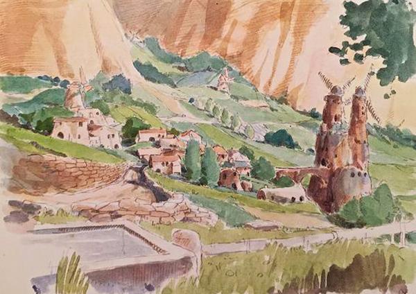 ナウシカの城