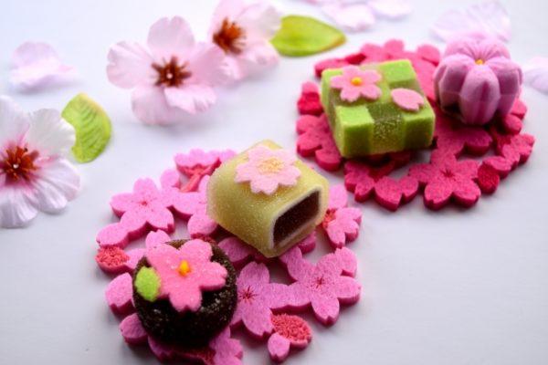 日本のお土産 和菓子