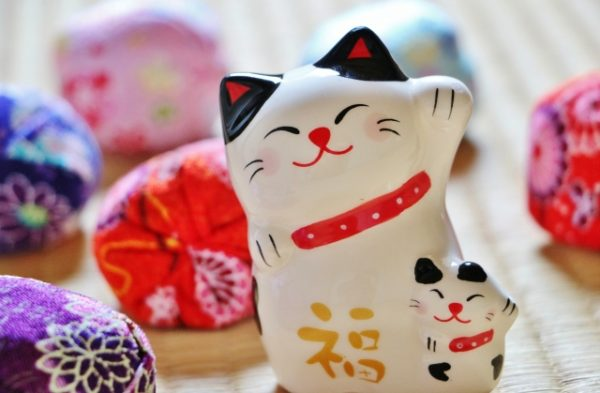 日本のお土産 和小物
