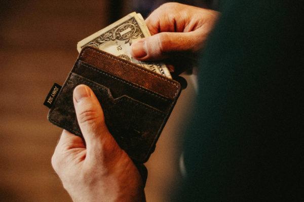 共通の財布を用意する