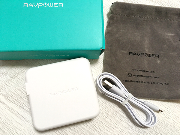 RAVPower ACE Series 6700mAh AC モバイルバッテリー RP-PB125