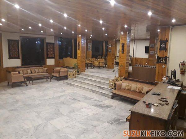 フンザエンバシーホテル