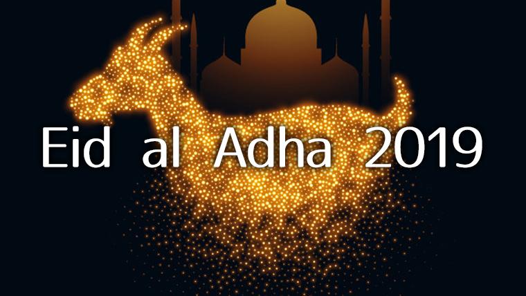 Eid al Adha 2019