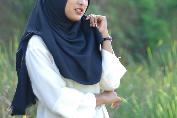 インタビュー対象はイスラームの勉強会で出会った日本人ムスリム女性