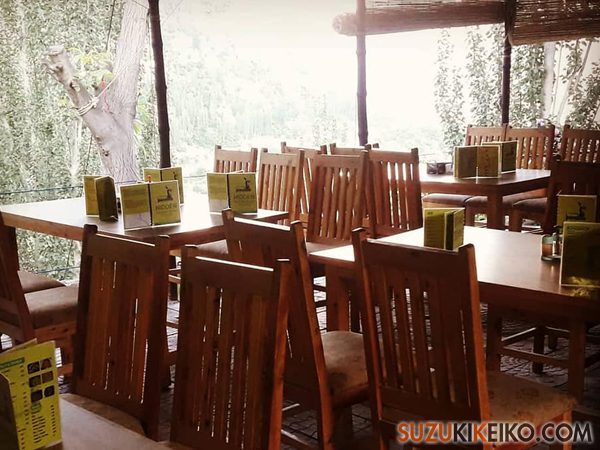 Hidden Paradise Restaurant