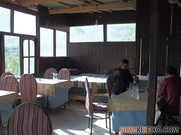 The Mirza Qataang Restauran