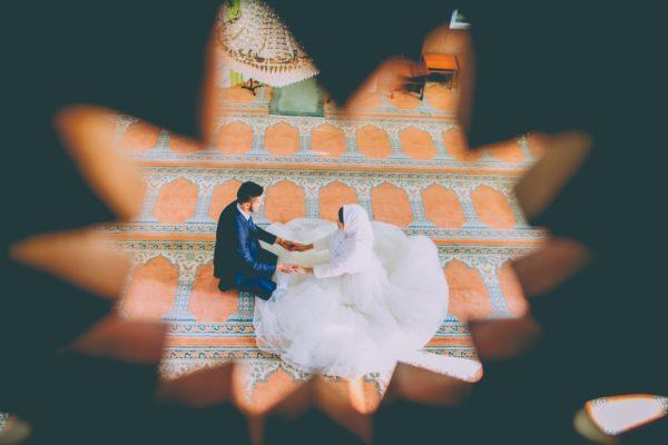 国際結婚とマフル