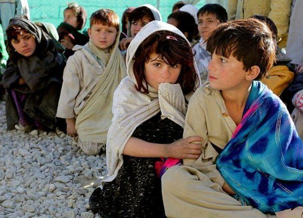 アフガニスタンの人々