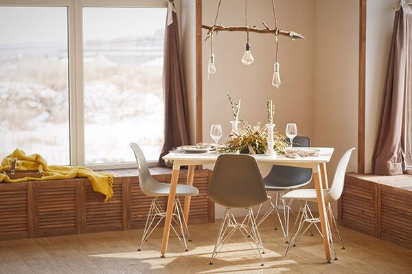 日パ国際結婚家庭の食卓