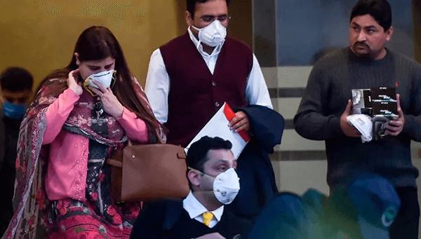 パキスタンで、2件のコロナウイルスの症例を確認