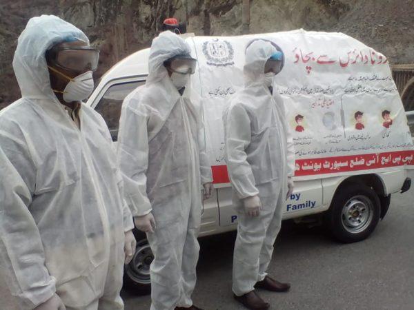 フンザの新型コロナウイルス対策
