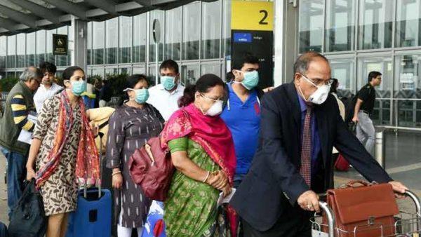 新型コロナウイルス対策でインドは外国人の入国が禁止に…