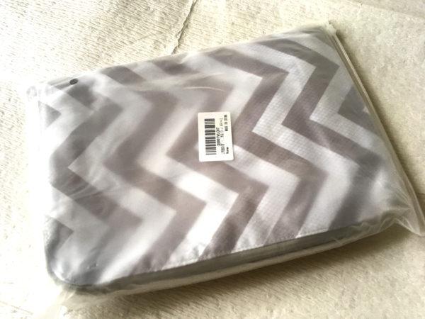 旅行用に!衣類圧縮バッグの使用感をチェック!