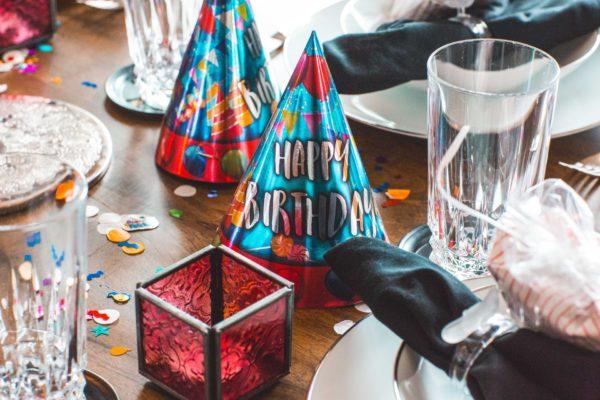 パキスタンの誕生日パーティー