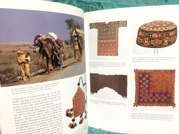 Colours of the Indus: Costumes and Textiles of Pakistan