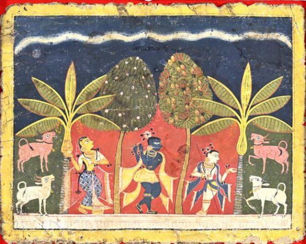 インド細密画