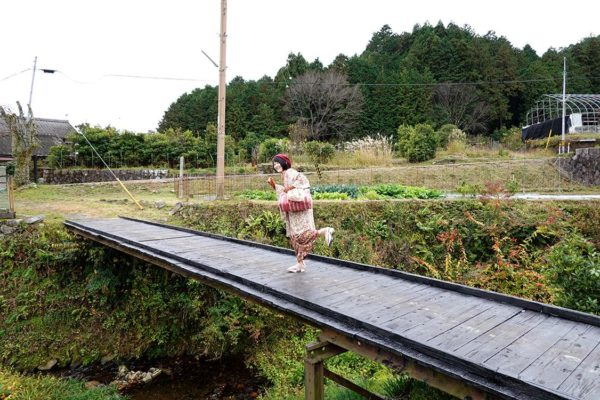 京都の奥座敷・大原