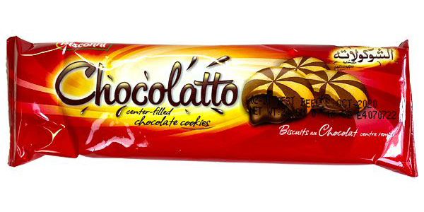 Bisconni Chocolatto