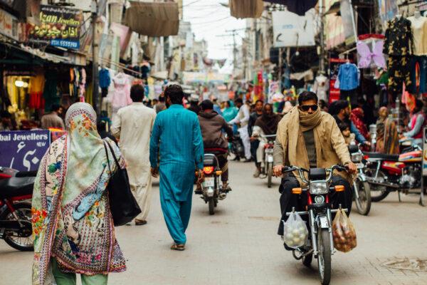 パキスタンからの入国拒否